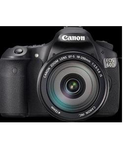 Canon DSLR EOS 60D (19MP CMOS Sensor with kit 18-55 )