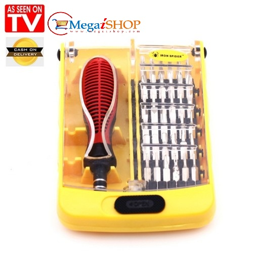 Hi-Quality 37 in 1 screwdriver set