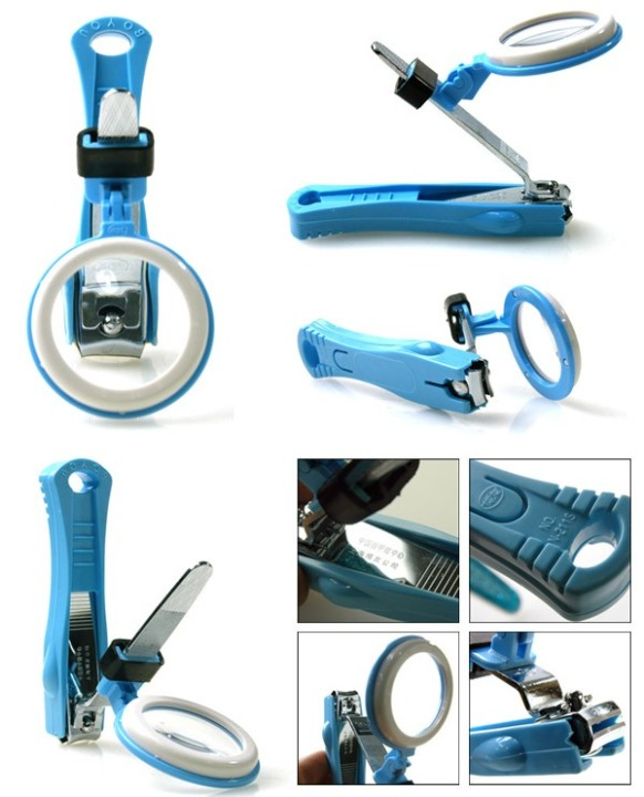 Nail Cutter with Magnifying Glass2