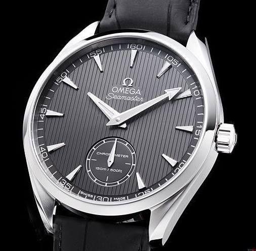 Omega Seamaster 60 second watch