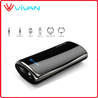 Powerbank Vivan V05 5600 Mah