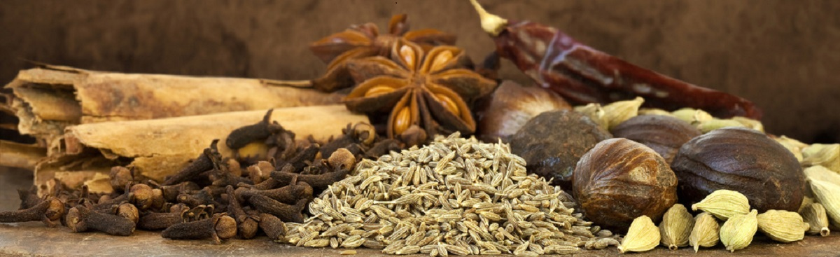 Spices Banner