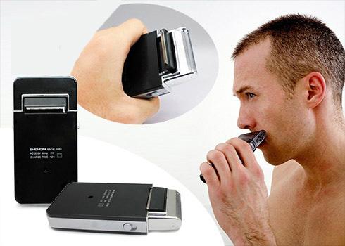 USB Pocket Rechargeable Shaver