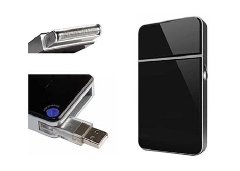 USB Pocket Rechargeable Shaver1