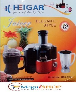 Heigar elegant Style Blender, Mixer with Chopper
