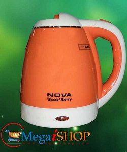 Nova Black Berry Electric kettle