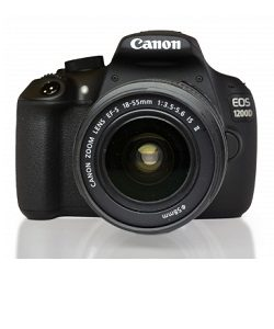 Canon 18MP DSLR EOS 1200D Camera