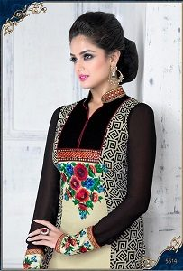Stylish Anarkali suits- SM-033