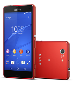 Sony Xperia Z3 Compact Quad